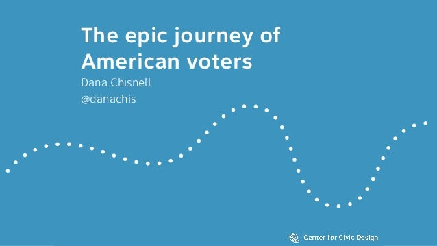 A Voters Journey