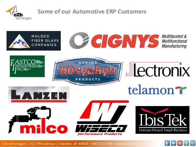 erp solutions for automotive industry Pcom develops industry specific erp software solutions which have the capability to integrate with mobile phone, tablet and web applications.