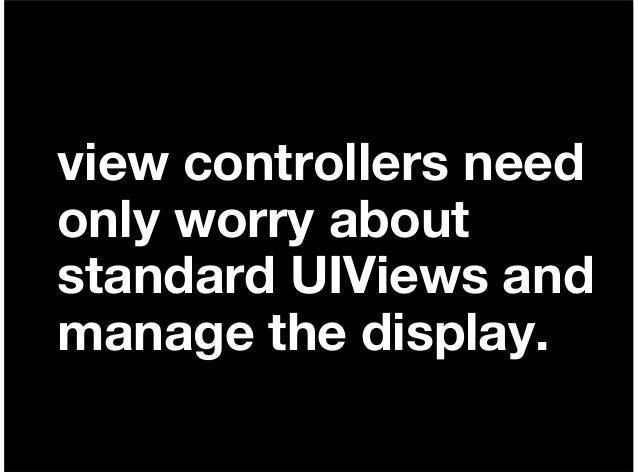 ViewCoordinatorview lifecycle