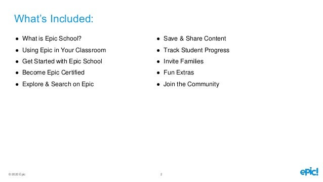 Epic! GetEpic for Kids' Learning   Audiobooks, Videos, Reading and MORE (FREE for Educators) Slide 2
