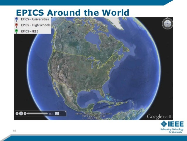 EPICS Around the World15