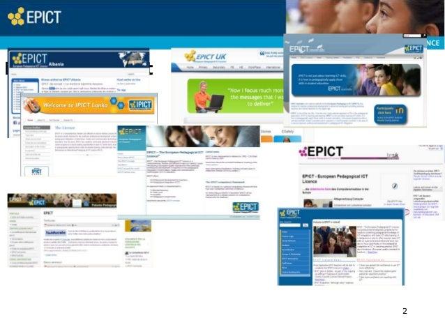 EPICT Präsentation 2014 Slide 2