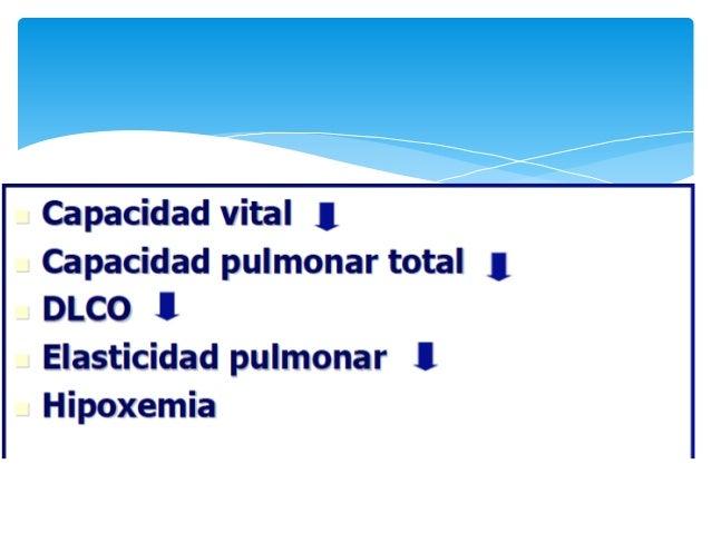  Es una forma rápidamente progresiva de enfermedad  insterticial.   Clínica:   Habitualmente falla respiratoria aguda s...