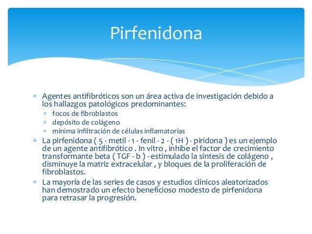 Enfermedad Pulmonar Intersticiales Difusas