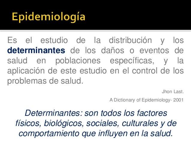 dag epidemiology last dictionary of epidemiology