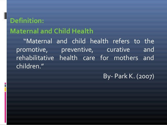 sociocultural aspects of maternal and child Top 10 downloaded articles 1 impact of the baby- friendly hospital initiative on breastfeeding and child health outcomes: a systematic review.