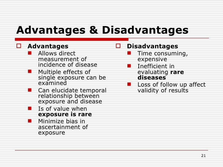 advantages and disadvantages of going directly