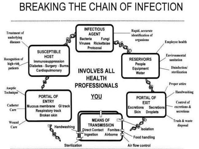 Epidemiology And Chain Of Infection
