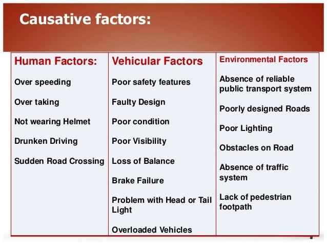 causes of road traffic accident in ethiopia pdf