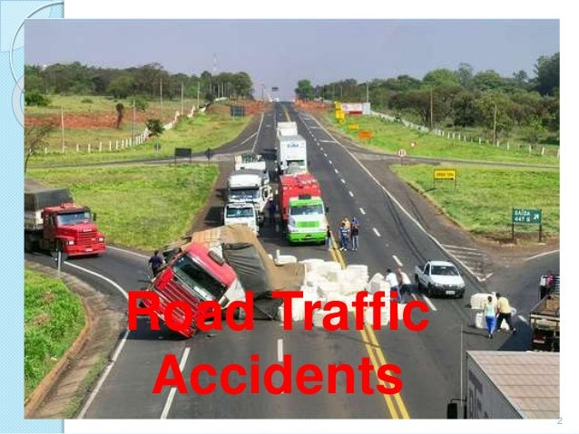 Epidemiology, prevention and control of road traffic accidents