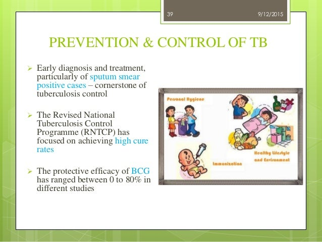 strategies to prevent the spread of tuberculosis How to prevent the spread of tuberculosis tuberculosis (tb) is a disease caused by a bacteria (germ) it is spread from person to person through the air.