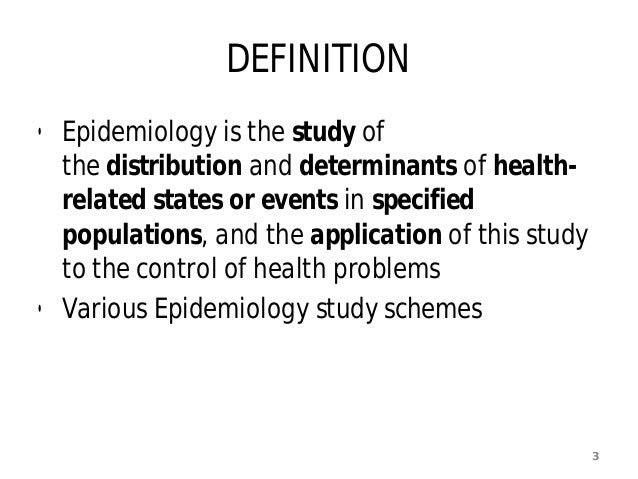 What is Epidemiology? | Teacher Roadmap | Career Paths to ...