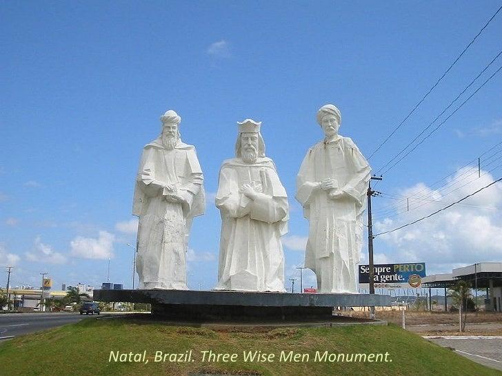 Natal, Brazil. Three Wise Men Monument.
