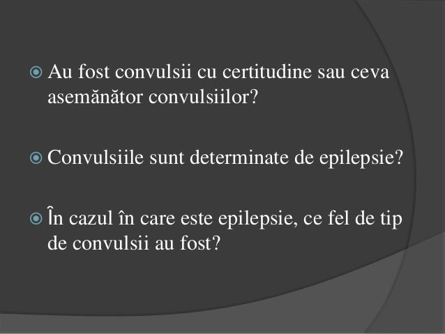 Bibliografie-http://www.sfatulmedicului.ro/Epilepsia-si-Convulsiile/epilepsia-cauze-simptome-tratament_310#Diagnostic-http...