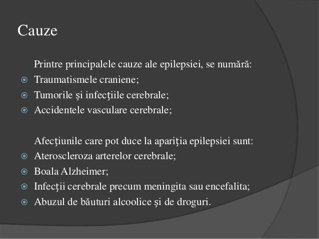 Factori de risc -intoxicaţia cu plumb;- intoxicaţia alimentară;- expunerea la fumuri toxice ;- tulburări ale dezvoltării ...