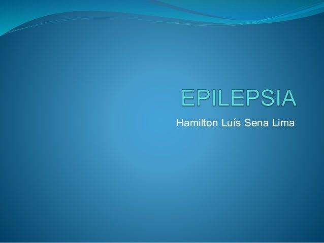 Hamilton Luís Sena Lima