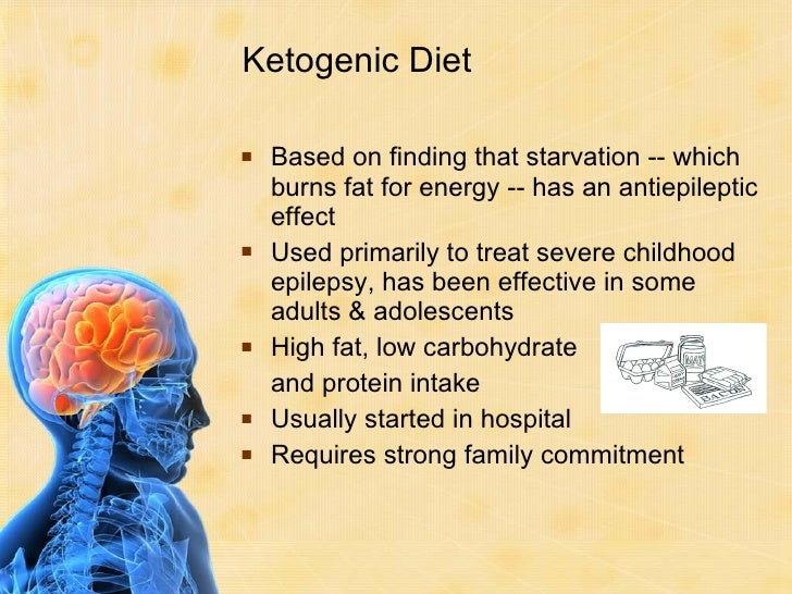 Ketogenic Diet Epilepsy Treatment