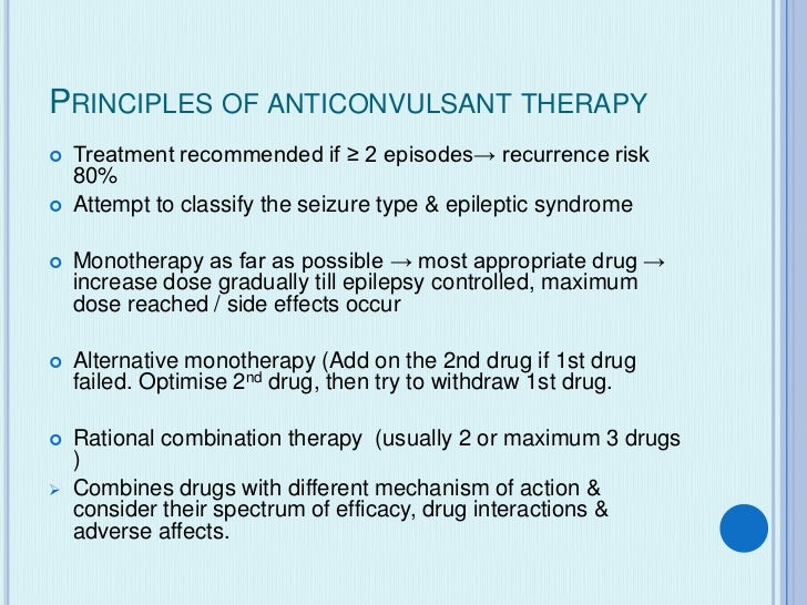 INTRACTABLE EPILEPSY?   Re- evaluate the following possibilities   Is it a seizure /non epileptic event   Anticonvulsan...