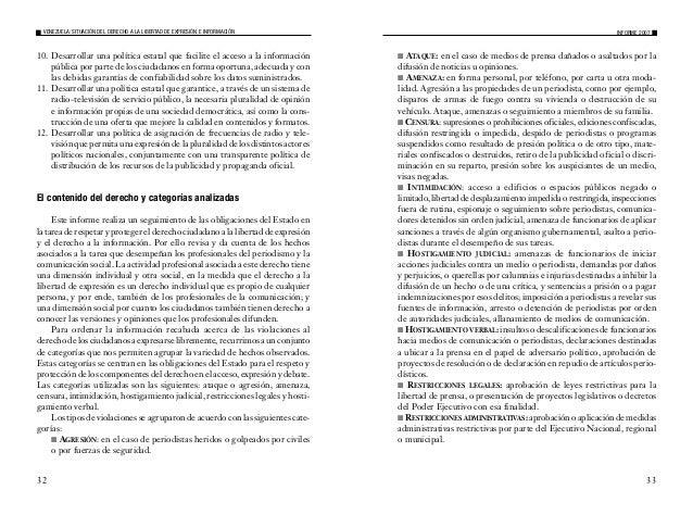 Citas bibliográficas 1 Las medidas otorgadas implican la protección de Luisana Rios y otros periodistas de RCTV; Globovisi...