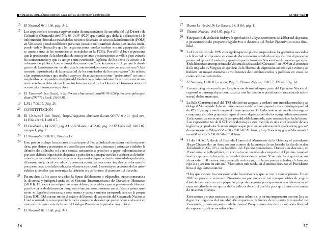 39 Globovisión: una piedra en la bota Milagros Santana J. (Espacio Público) En el año 2007 el hito lo marcó el cierre de R...