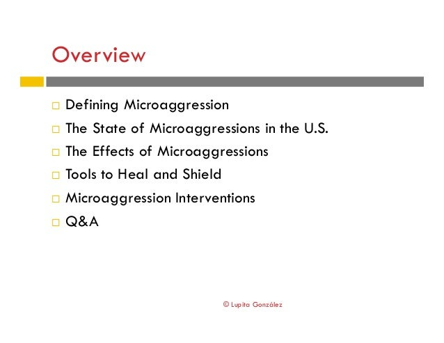 racial gender and sexual oriention micro aggressions essay The role of race and racial micro aggressions in covering women will also be  studied  derogatory, or negative racial, gender, sexual-orientation, and religious .