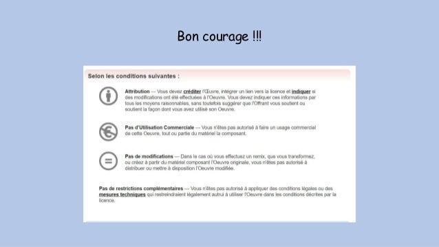 Bon courage !!!