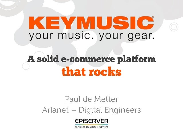 KEYMUSIC customer case by Arlanet, From Bricks to Clicks