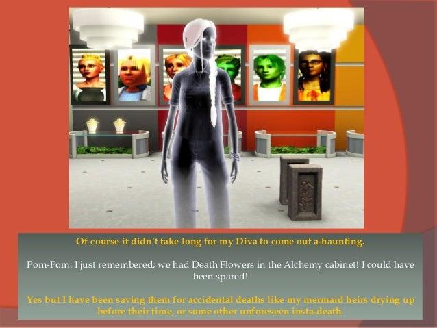 Arc-en-Ciel: A Sims 3 Rainbowcy, Episode 11