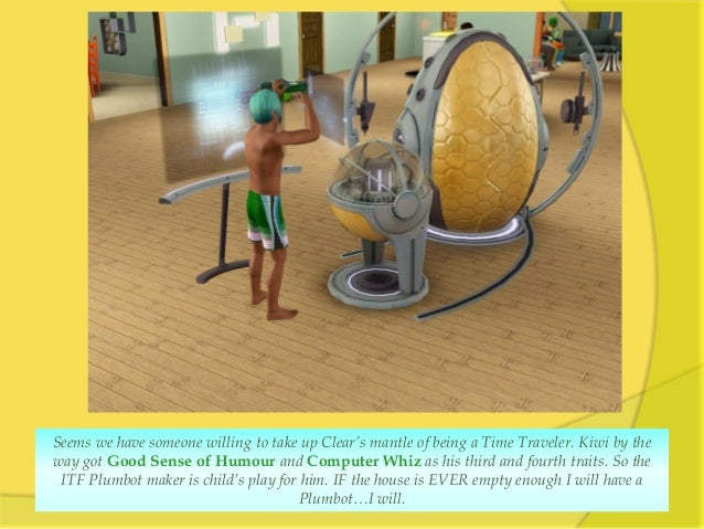 Can You Have A Child With Time Traveler Sims