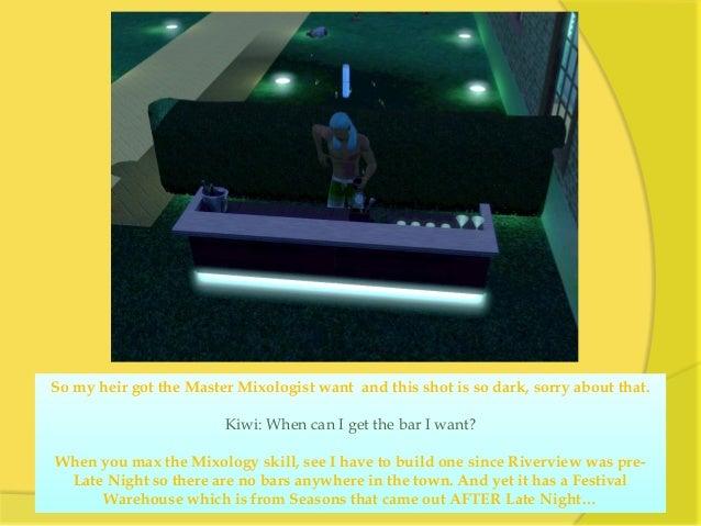Arc-en-Ciel: A Sims 3 Rainbowcy, Episode 15