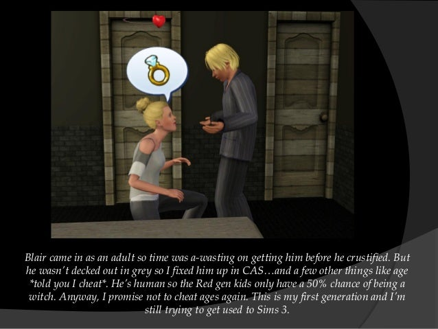 Sims 3 online dating