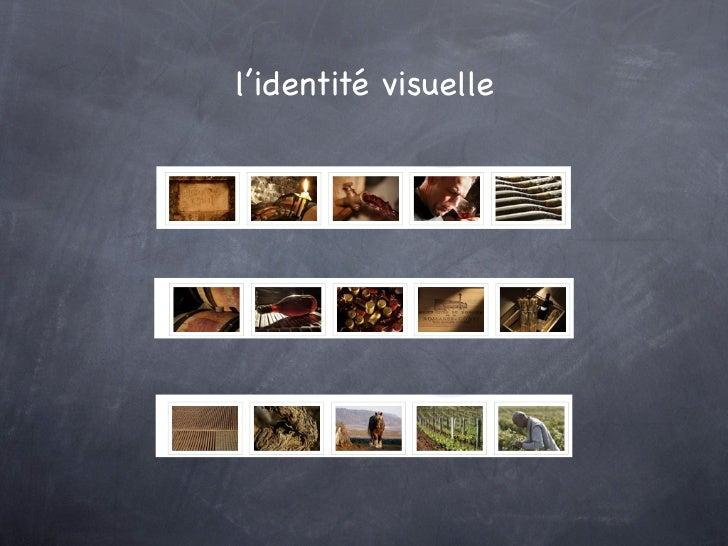 l'identité visuelle