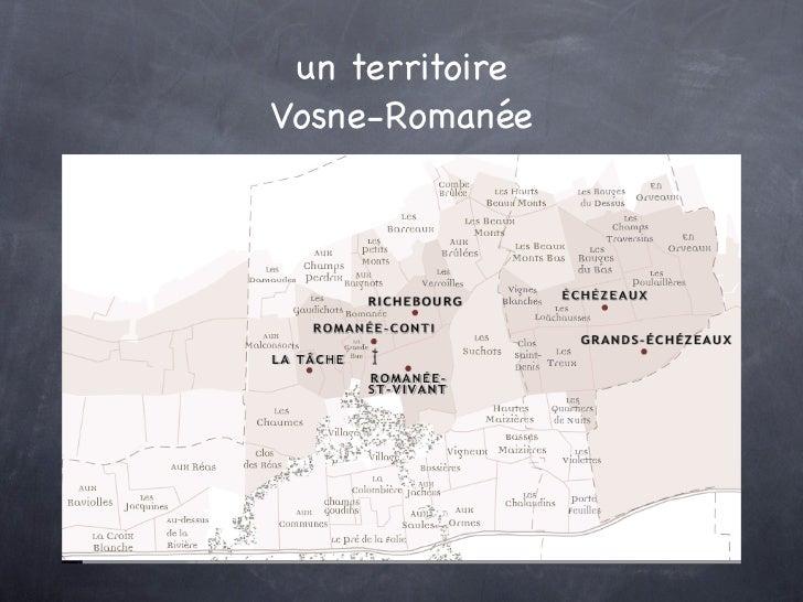 un territoireVosne-Romanée