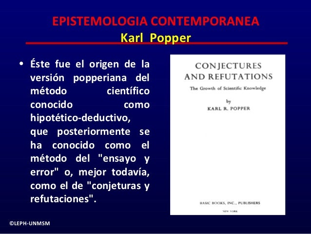 epistemologia contemporanea 2