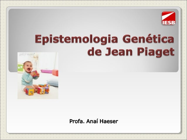 J. PiagetJ. Piaget Nasceu em 9 de agosto de 1896 em Neuchâtel, na Suíça e faleceu aos 16 de setembro de 1980, em Genebra....