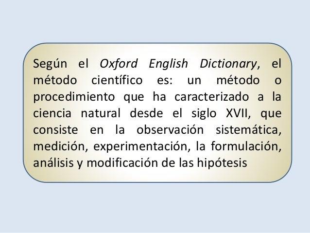 Epistemologia m todo cient fico for En que consiste el metodo cientifico