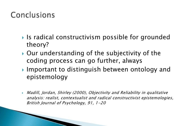 the epistemological analysis of the concept of foundationalism What follows is an overview of contemporary developments in epistemology the analysis modest foundationalism is of epistemology is to explain the concepts.