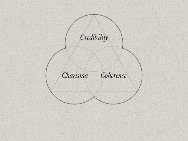 Credibility Charisma Coherence