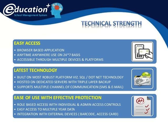 Education Plus ERP Solution for Schools & Educational ...