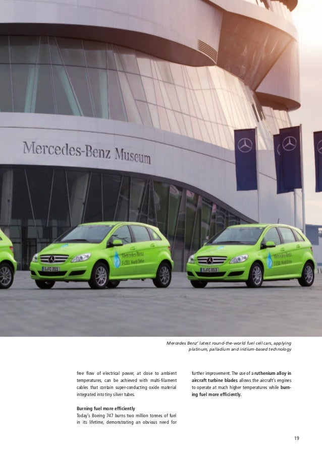 Mercedes Benz' latest round-the-world fuel cell cars, applying                                                        plat...