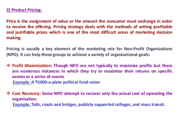 budget non profit organization