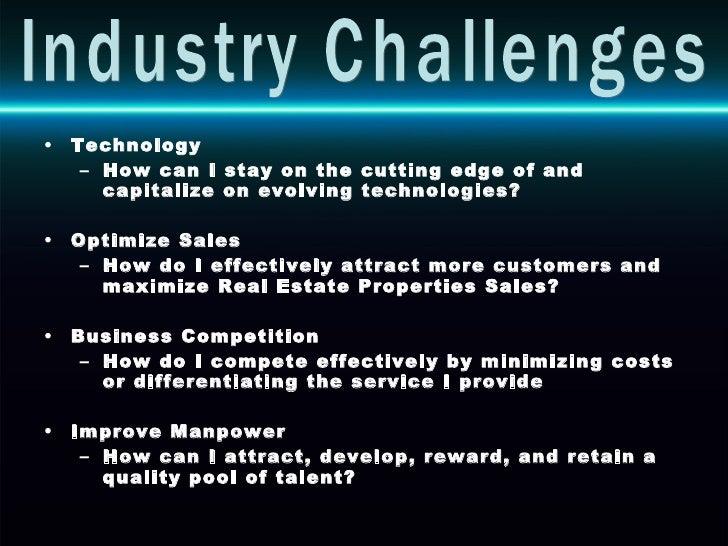<ul><li>Technology </li></ul><ul><ul><li>How can I stay on the cutting edge of and capitalize on evolving technologies? </...
