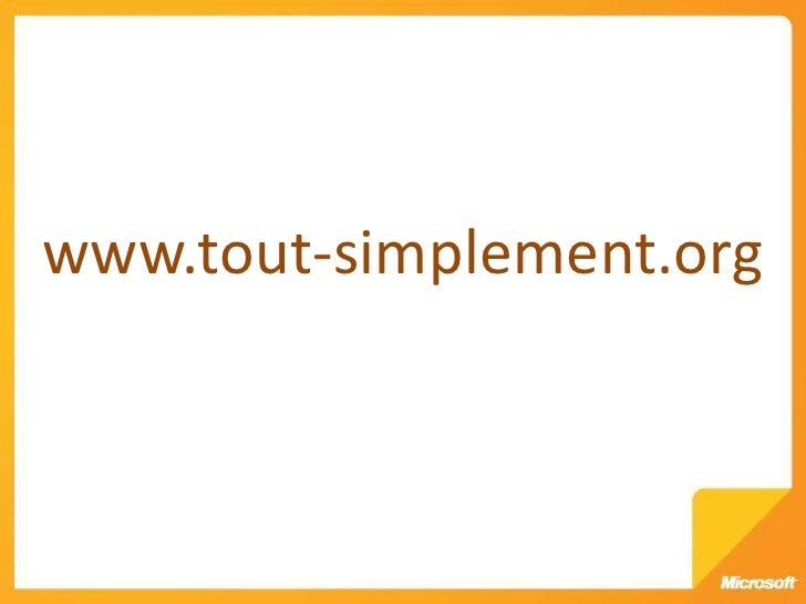 www.tout-simplement.org<br />