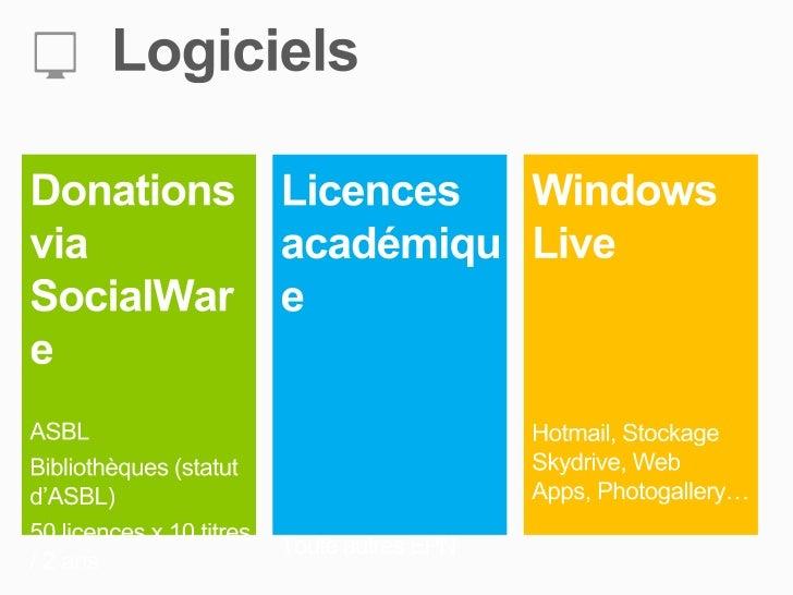 Présentation Microsoft EPN 2011 Slide 3