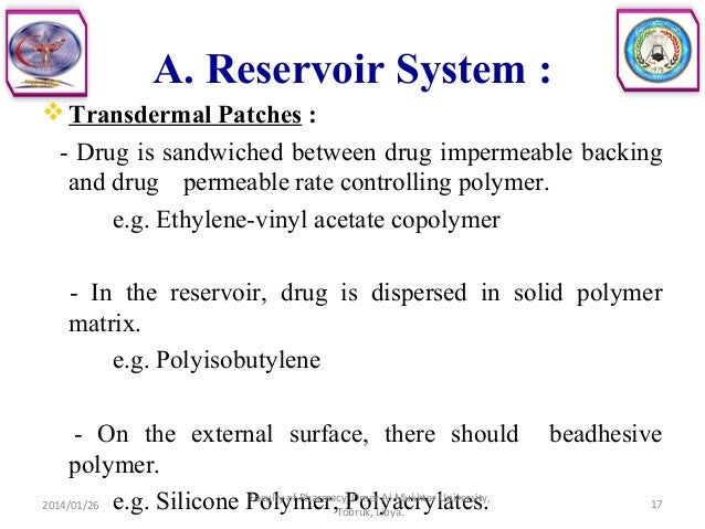 Polymeric Sciences