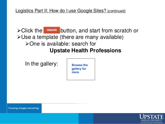 Click the button, and start from scratch or Use a template (there are many available) One is available: search for Upst...