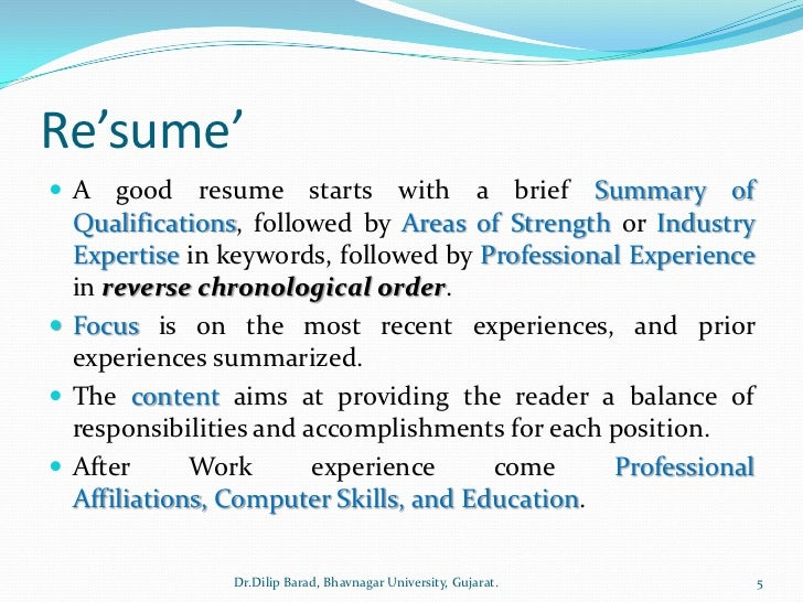 differences between cv resume and biodata
