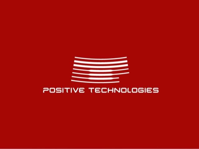 Уязвимости систем ДБОв 2011-2012 гг.Евгения ПоцелуевскаяPositive TechnologiesITSF 2013, Казань