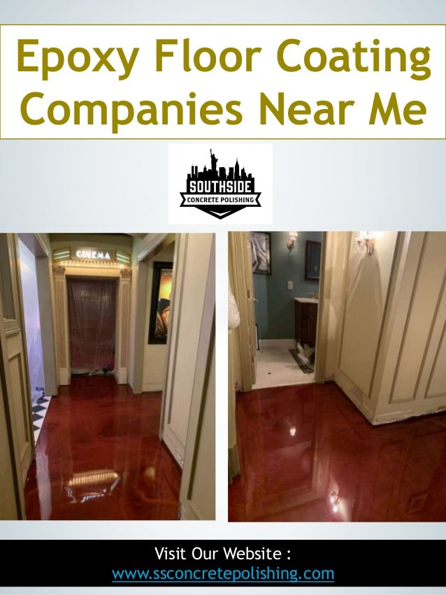 Epoxy floor coating companies near me Polished concrete NYC