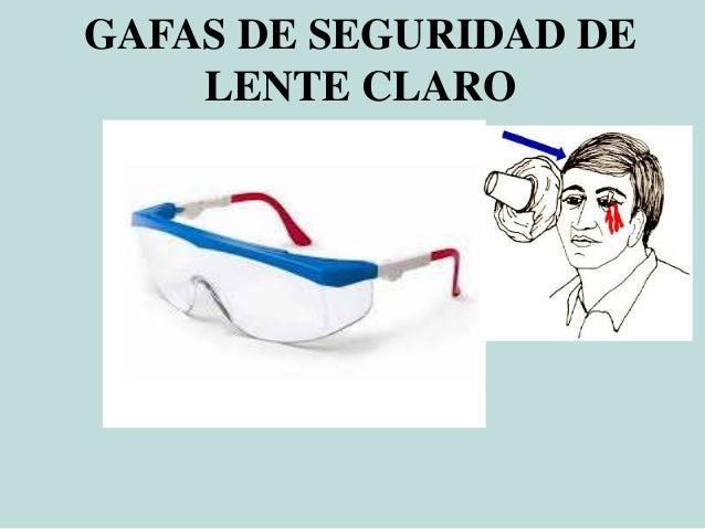 Epp elementos de proteccion personal - Gafas de proteccion ...